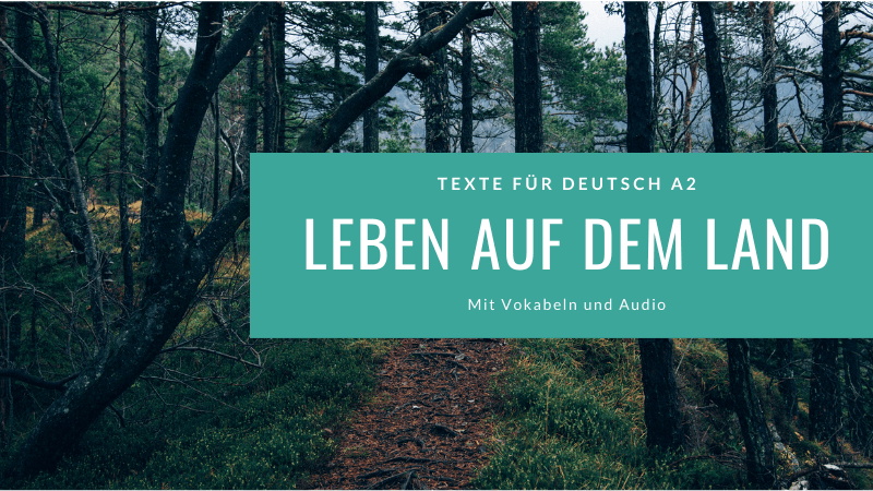 GermanTextsA2_Leben-auf-dem-Land