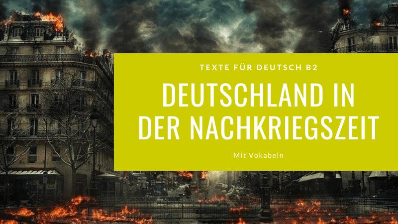 Deutsche Texte B2