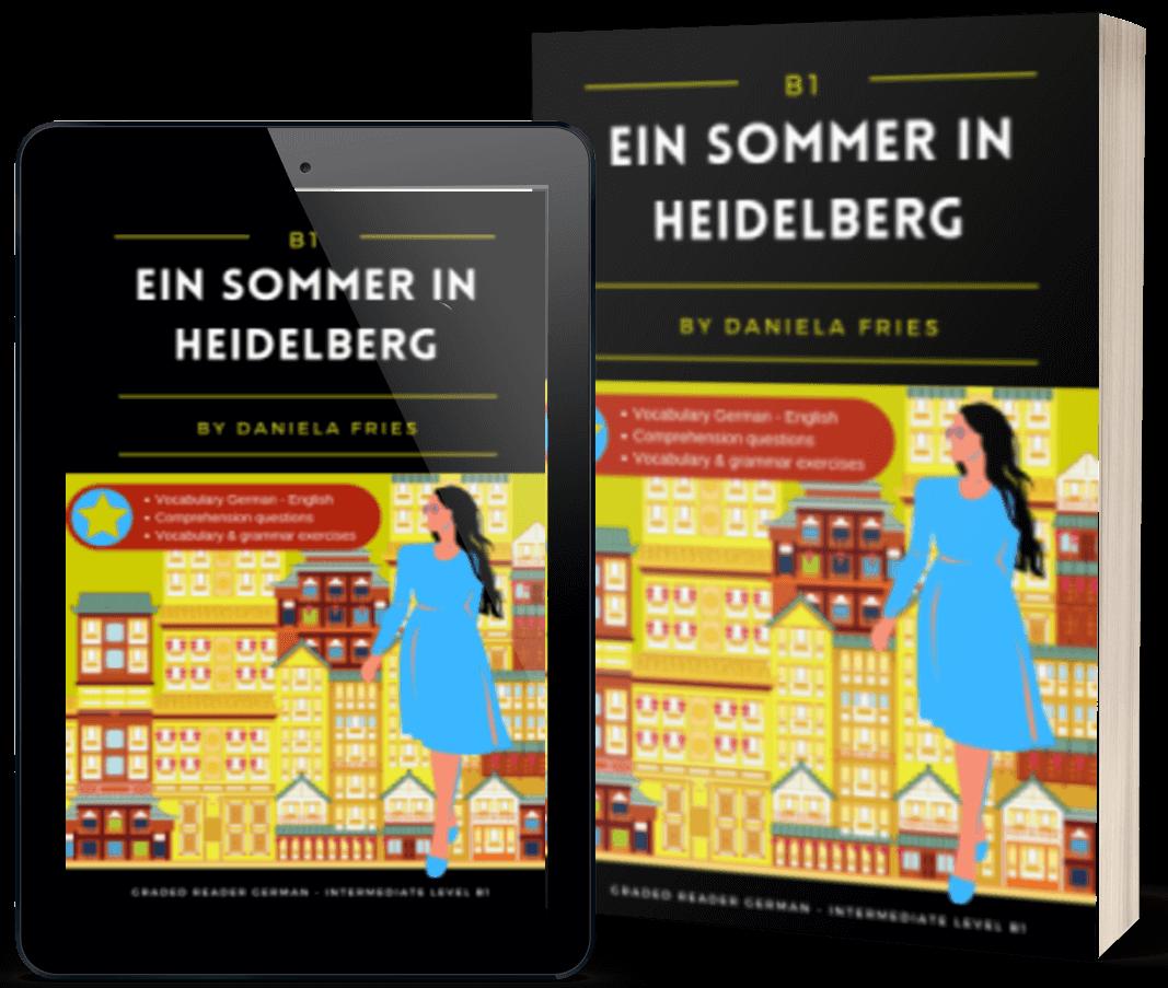 German Short Stories Ein Sommer in Heidelberg