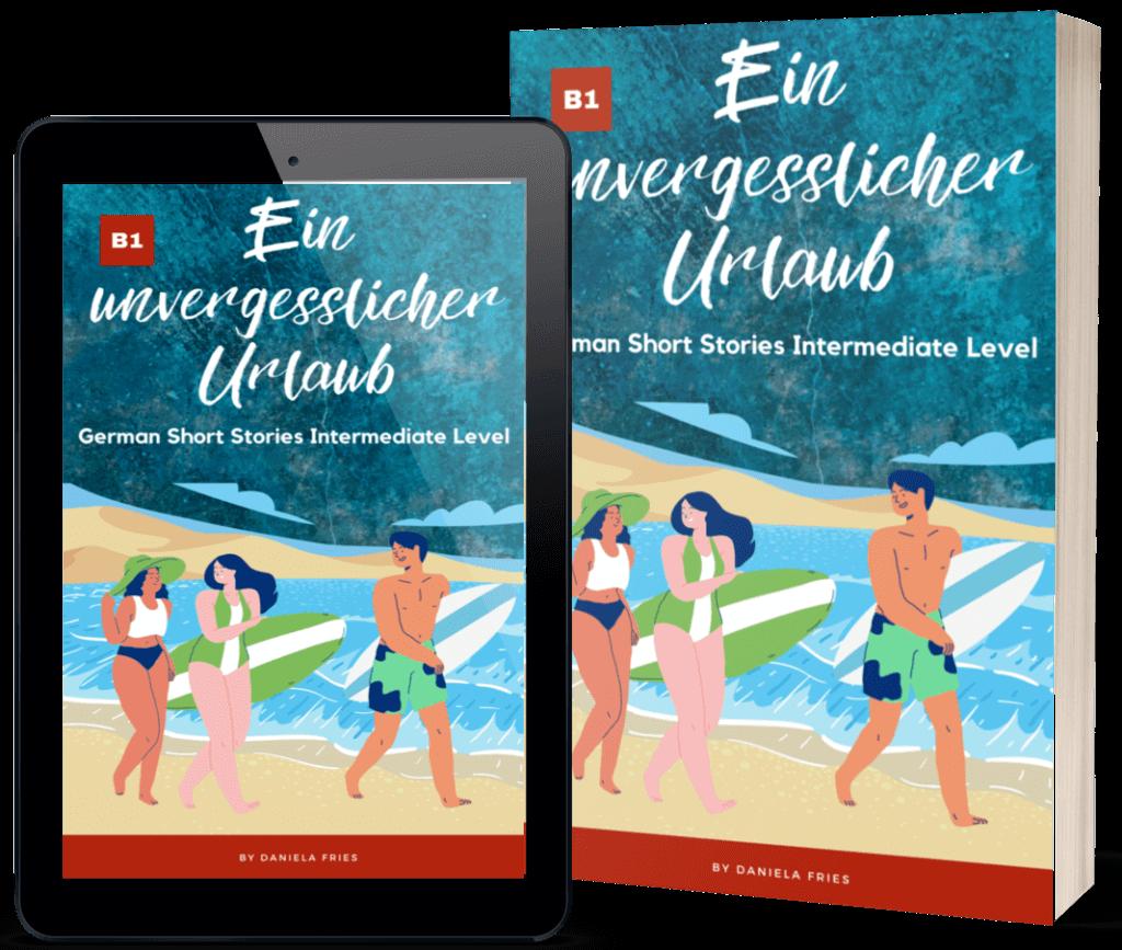 German short stories for intermediate level