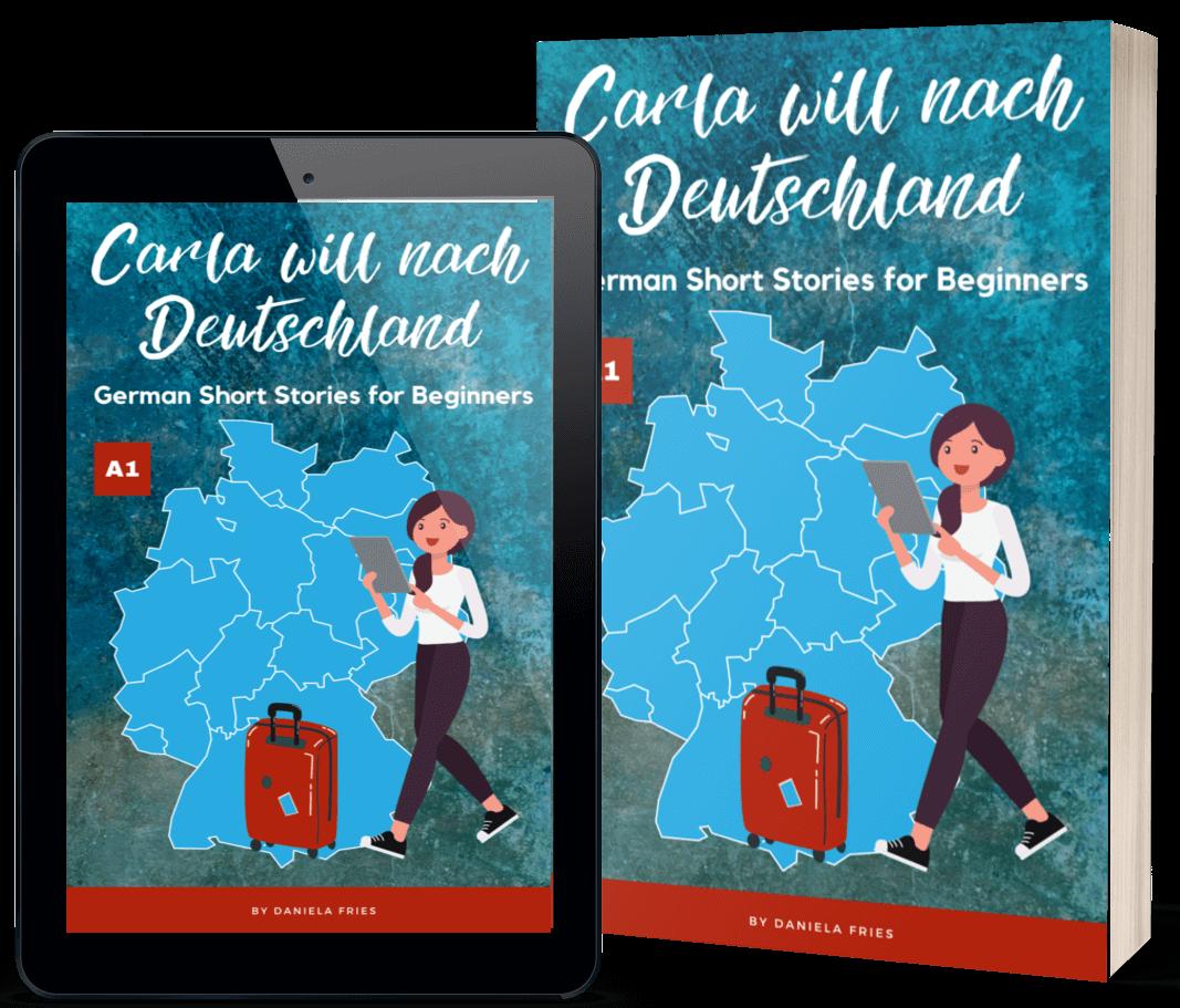 Book Carla will nach Deutschland
