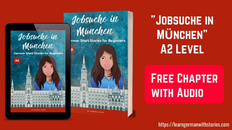 Probekapitel Jobsuche in München Graded Reader German A2
